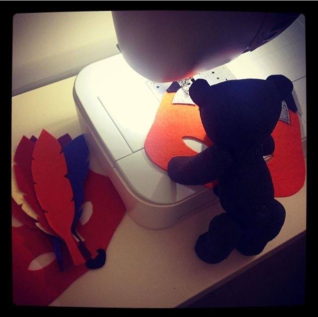 Monsieur Boubou, créations textiles