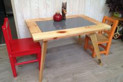 Monsieur Palette, créateur de mobilier en bois